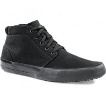 Chaussures mi montantes à lacets en toile pour homme Shoes for Crews