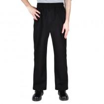 Pantalon de cuisinier Chef Works, couleur noir
