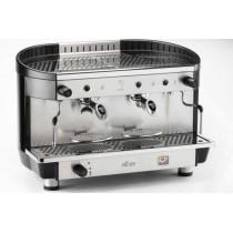 Machine à café espresso BEZZERA ELLISSE 2011 PM - 2 Groupe