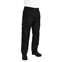 Pantalons cargo unisexe Chef Works, confortable et polyvalent, tailles L - XXL