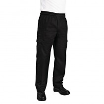 Pantalons cargo unisexe Chef Works Slim Fit Cargo, confortable et polyvalent