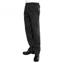 Pantalon de cuisinier Chef Works, élégant et original, tailles M - XXL