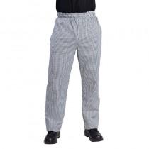 Pantalon unisexe Vegas Chefs, élégant et robuste, tailles L - XXL
