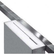 Boîte Coutelière, inox AISI 304, L 300 x P 120 x H 400 mm