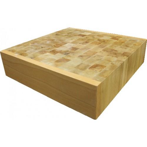 blocs de d coupe en charme bois debout non r versible l 1200 x p 600 x h 200 mm stl sarl. Black Bedroom Furniture Sets. Home Design Ideas