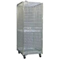Rollcontainer de sécurité, 1 porte, L 720 x P 830 x H 1840 mm