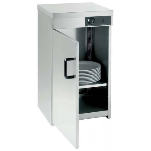 Armoire chauffe assiettes 1 porte avec une puissance de 0 for Porte assiettes pour cuisine