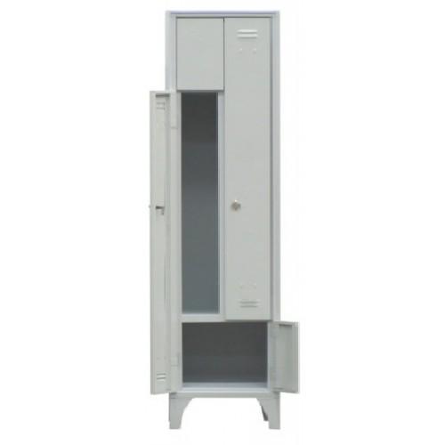 armoire vestiaire gain de place type l stl sarl. Black Bedroom Furniture Sets. Home Design Ideas
