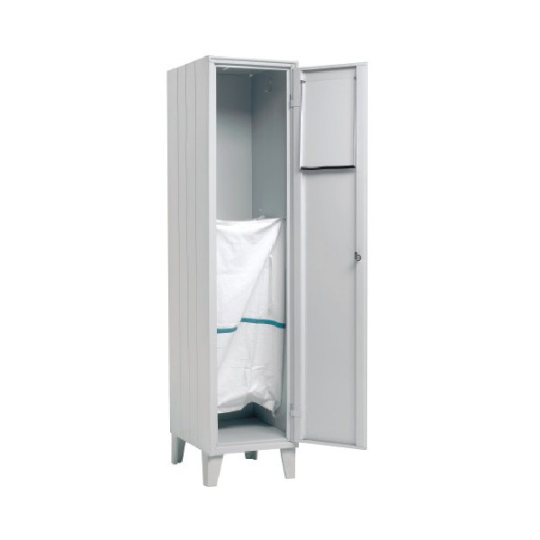 armoire linge sale 1 colonne stl sarl materiels. Black Bedroom Furniture Sets. Home Design Ideas