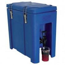 Conteneur isotherme professionnel pour liquides chauds ou froids, 10 litres