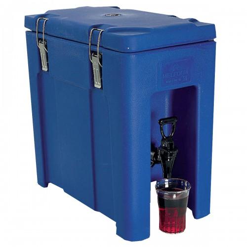 Conteneur isotherme professionnel pour liquides chauds ou froids, 10L