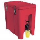 Conteneur isotherme professionnel pour liquides chauds ou froids, 20 litres