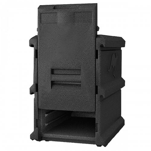 bo te isotherme ouverture frontale 8 x gn1 1 pas de 61 mm stl sarl materiels. Black Bedroom Furniture Sets. Home Design Ideas
