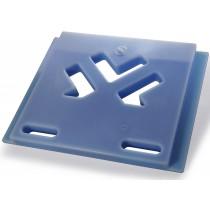 Plaques eutectiques bleues (froid -21°C), pour chariot isotherme