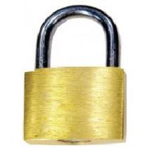 Cadenas à clé (3 clés incluses) pour rollcontainer, 400 x 13.5 x 56 mm