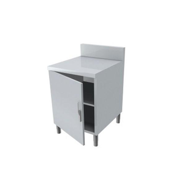 meuble arri re pour service traditionnel 2 portes battante p 700 mm stl sarl materiels. Black Bedroom Furniture Sets. Home Design Ideas