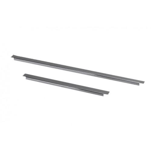 Séparateur bac gastronorme, inox AISI 304, GN1/1, L 530 mm