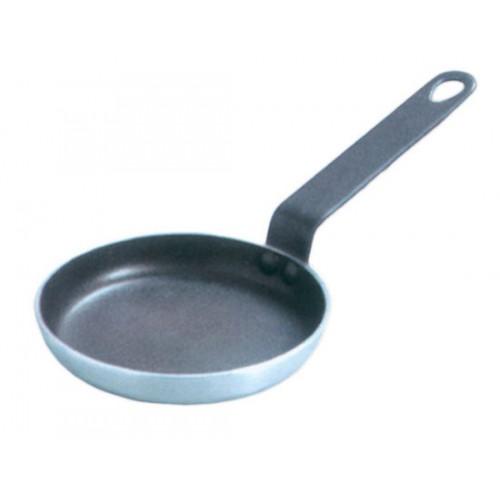 Poêle cuisine à blinis anti-adhésive , Aluminium , Ø 120  mm H- 20 mm