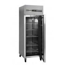 Armoire réfrigérée, 1 porte pleine 650 L, negative, -18/-22°C, inox, L 740 x P 830 x H 2010 mm