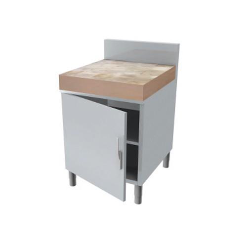 meuble arri re pour service traditionnel 2 portes battantes p 800 mm stl sarl materiels. Black Bedroom Furniture Sets. Home Design Ideas
