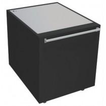 Meuble caisse SANDY MC L700 pour vitrine patisserie