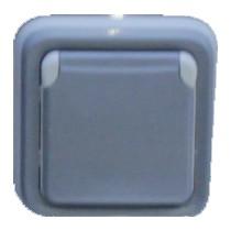 Prise éléctrique 230 V mono supplémentaire pour dosseret