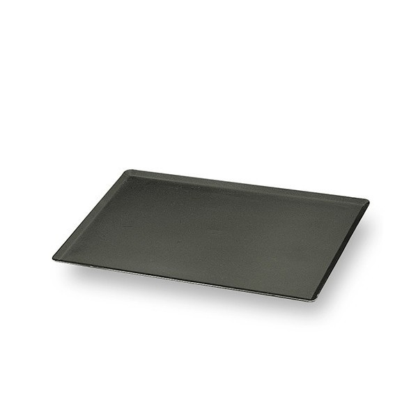 Plaque p tissi re en aluminium 15 10 me rev tement for Plaque aluminium cuisine