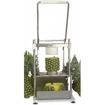 Machine à peler et étrogner l'ananas, levier double