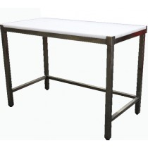 Table de découpe professionnelle, centrale , P 700 mm
