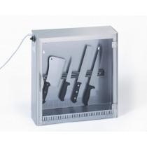 Armoire de stérilisation, 15 couteaux, 1 porte avec barre aimantée