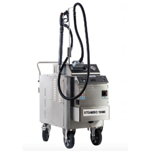Nettoyeur Vapeur Industriel Steambio 19000 400 Volts 50 Htz