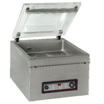 Machine sous vide, inox, 16 m3/h, L 525 x P 480 x H 430 mm