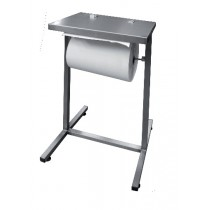 Table inox pour thermosoudeuse