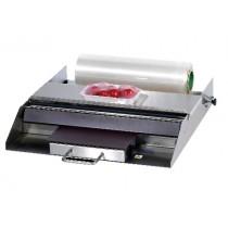 Dérouleur de film avec plaque chauffante , laize 600 , L 680 x P 710 x H 210 mm