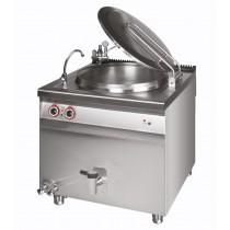 Marmite de cuisson électrique 80 litres, 12,5 kW