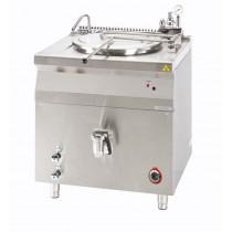 Marmite de cuisson a gaz 80 litres, 16 kW
