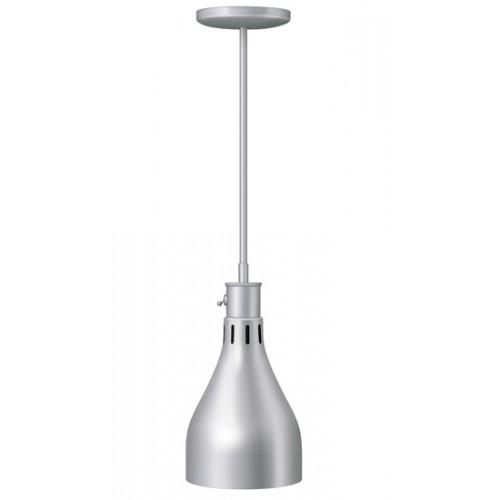 lampes chauffantes en standard couleur gris brillant. Black Bedroom Furniture Sets. Home Design Ideas