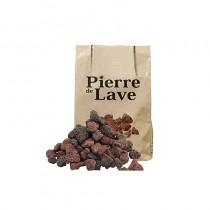 Pierres réfractaires (sac de 5 kg) pour wood steak  grill gaz double