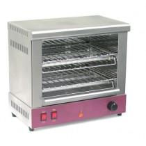 Toaster 2 étages L 455 x P 280 x H 420 mm