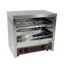 Toasters multifonctions  - Série SUPER CLUB 2 étages L 410 x P 275 x H 400 mm