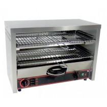 Toasters multifonctions - Série GRAND CLUB 2 étages L 550 x P 280 x H 400 mm