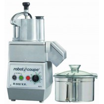 Combinés cutter et coupe légumes, R 502 V.V. vitesse variable, cutter 5,9 litres