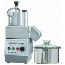 Combinés cutter coupe légumes, R 502 V.V. monophasé, cutter 5,5 litres