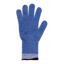 Gant resistant aux coupure, milieu humide, fibres Spectra et noyaux de fils d'inox, bleue