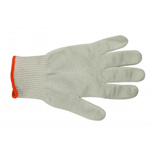 Gant resistant aux coupures,milieu sec, fibres Spectra et noyaux de fils d'inox, bleue