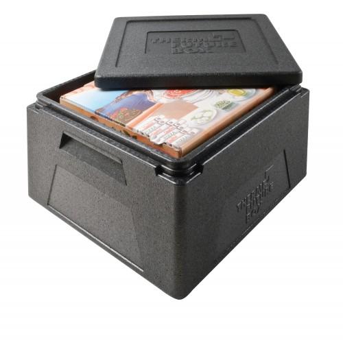 Boîte isotherme à pizza, GN2/3, contenance 27 L