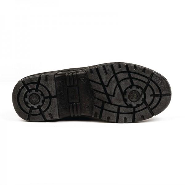 grande vente 63cc8 b01a0 Chaussures de sécurité cuisine Slipbuster, couleur noir