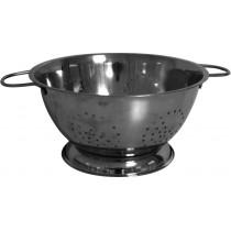 Passoire cuisine inox sur pied, Ø 280 mm, 16 L