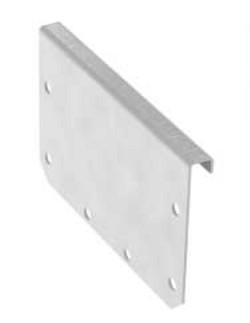 Plaque d extr mit inox pleine profondeur 55 mm pour caniveaux modul 200 stl sarl - Plaque d inox pour cuisine ...
