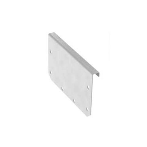 Plaque d extr mit inox pleine profondeur 110 mm pour caniveaux modul 200 stl sarl - Plaque d inox pour cuisine ...